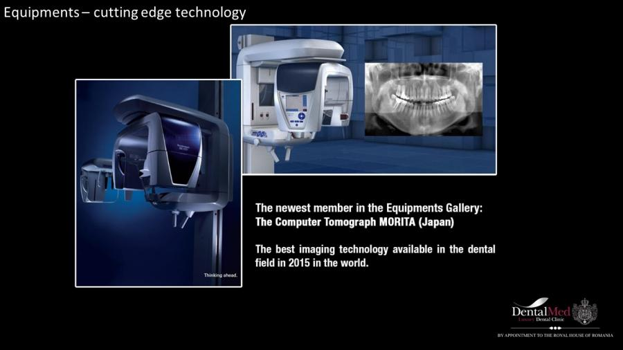 Computer Tomograph MORITA Japan