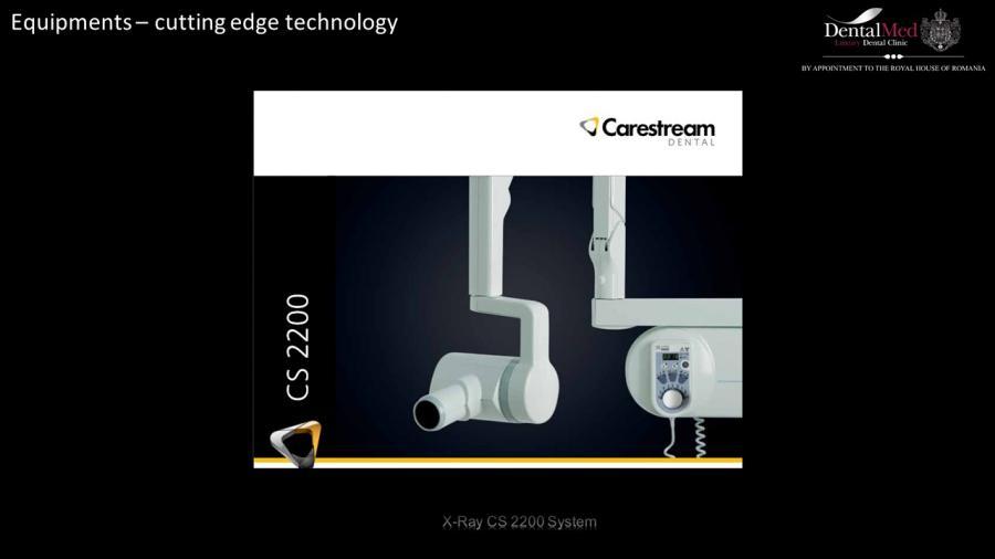 X-Ray  KODAK Carestreem 2200 System