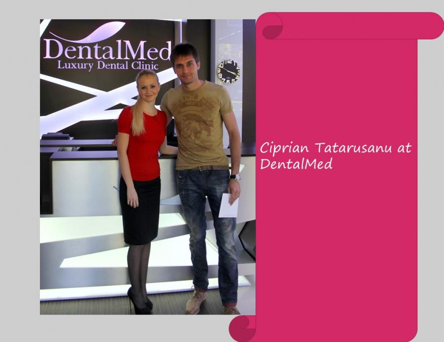 Tatarusanu Ciprian at DentalMed