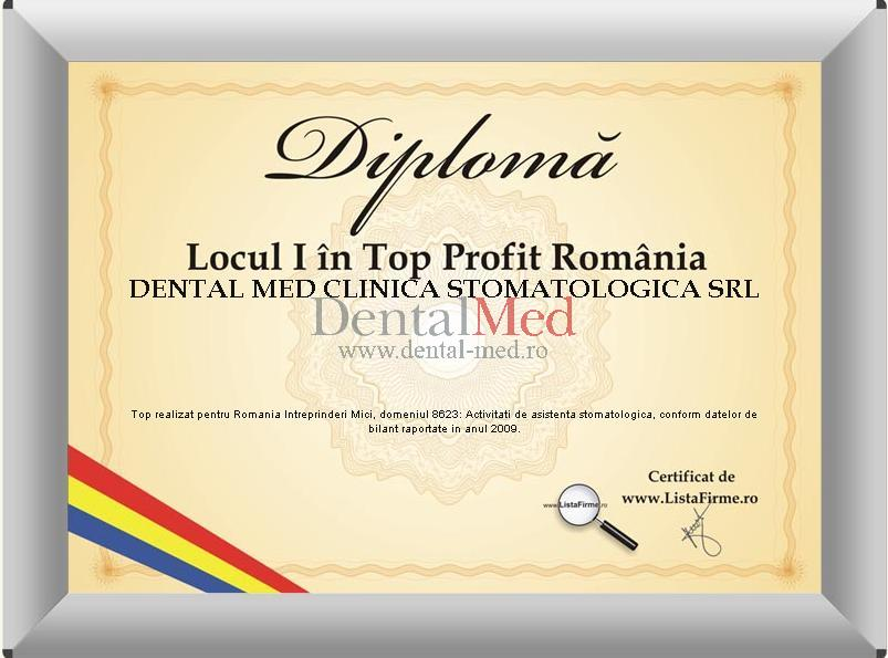 2008 Top Profit Romania Dentistry